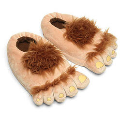 Furry Adventure Slippers By..