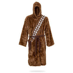Star Wars Chewbacca Robe By..