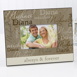 Personalized Picture Frames -..