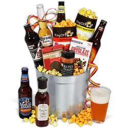 Deluxe Beer-B-Q Bucket