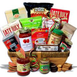 Organic Gift Basket - Premium
