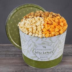 Traditional Gourmet Popcorn Tin