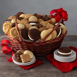 Baked Goods Deluxe Gift Basket