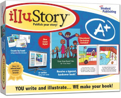 Illustory Make-A-Book Kit