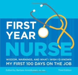 First Year Nurse Book