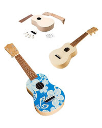 Ukulele (Hawaiian Guitar) Kit