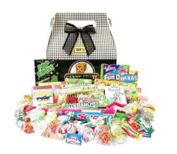 1980s Classic Retro Candy Gift Box