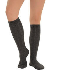 Cashmere Socks Knee High