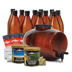 Premium Gold Edition Beer Kit