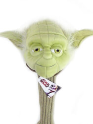 Yoda Star Wars Golf Headcover