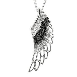 Sterling Silver Angel Feather..