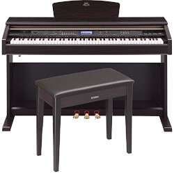 Yamaha Digital Piano With Bench