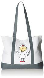 Stick Nurse Tote Bag