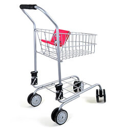 Pretend Play Shopping Cart