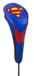 Golf Superman Head Cover