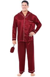 Satin Pajama Set For Men