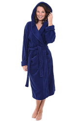 Premium Bathrobe With Hood