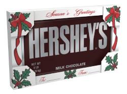 Hersheys Holiday 5-Pound Bar