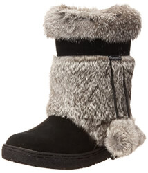 BEARPAW Womens Mid-Calf Boot