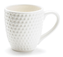 Golf Ball Ceramic Mug