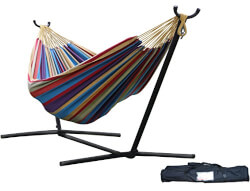 Hammock For Two (With Stand &..