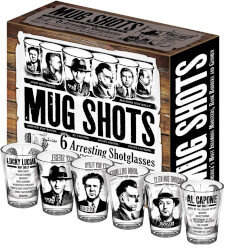 Mug Shots (Shot Glasses With..
