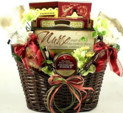 Worlds Greatest Nurse Gift Basket