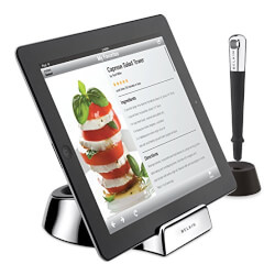 Kitchen Stand And Wand For Tablets