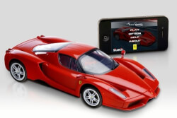 Ferrari For IPod, IPhone, And IPad