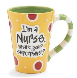 Im A Nurse Whats Your Super..
