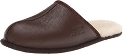 UGG Mens Slip On Slippers