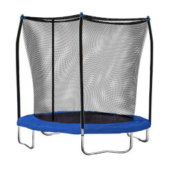 8-Feet Trampoline With Safety..