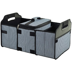 Trunk Organizer And Cooler Set