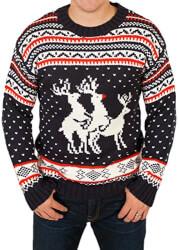 Naughty Reindeers Sweater