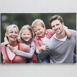 Personalized Photo Canvas Print -..