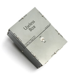 Useless Box Kit - Do It Yourself