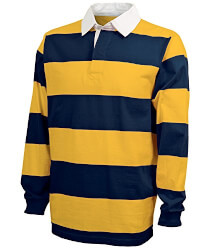 Mens Classic Rugby Shirt