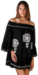 Womens Tunic Top Dress