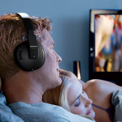 Brookstone Wireless TV Headphones