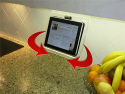 Original Kitchen IPad Rack (With..