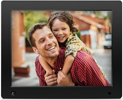 12 Inch Digital Frame With Motion..