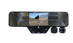 Dual-Camera Car DashCam