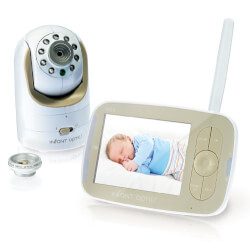 Baby Monitor With Interchangeable..