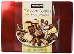 European Cookies With Belgian..