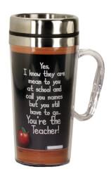 Teacher Insulated Travel Mug