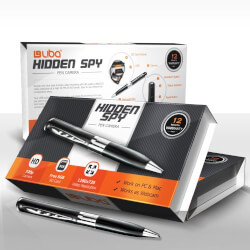 Hidden Spy Pen HD Camera