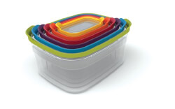 12-Piece Compact Food Storage Set
