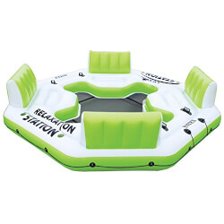 4-Person River Tube Raft