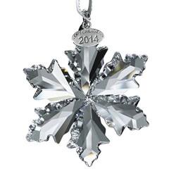 Swarovski Annual Crystal Snowflake
