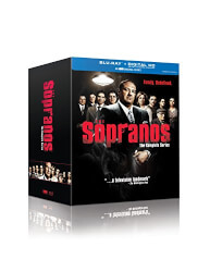 The Sopranos: Complete Series..